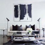 Ideas modernas para decorar una sala de estar
