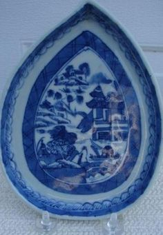 Pottery, Porcelain & Glass Alfred Meakin Smart Alfred Meakin Vintage Pin Dishes Willow Pattern Jade White