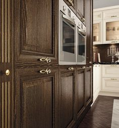 Pantheon - Classic Kitchens - Cucine Lube   Квартира классика ...