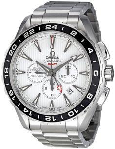 Omega Men's 231.10.44.52.04.001 Seamaster Aqua Terrra White Dial Watch Omega http://www.amazon.com/dp/B00822U1CK/ref=cm_sw_r_pi_dp_I95mub11MTSQT