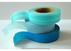washi tape - i'd love to have some.