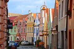 Třeboň - the gem between Czech towns (Bonfire Dream) European Travel, Travel Guides, Gem, Times Square, Wanderlust, Around The Worlds, Places, Traveling Europe, Gemstones