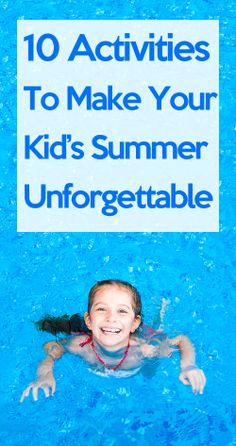 This list shows 10 activities to do with the kids at home. These ideas are very creative and full of fun time with your kids. Idea looks really fun! Have your kids pick and start your fun now! Summer Fun For Kids, Summer Activities For Kids, Activities To Do, Summer Games, Indoor Activities, Boredom Busters, Business For Kids, Plein Air, Projects For Kids