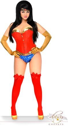 Top Drawer Plus Size 4 PC Sexy Devil Costume - IN STOCK | Costumes ...