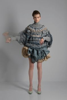 everlasting sprout - The WOOLMARK PRIZE -  #knotknit