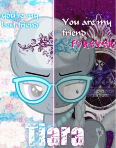 MLP :two side of Silver Spoon
