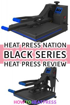 The HPN Black Series Heat Press is a step above the cheap entry level machines, but should you get it?
