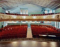 The Haskell Opera House was deliberately built on the U.S.-Canada border. The opera stage resides in Canada but most of the opera seats are in the United States.