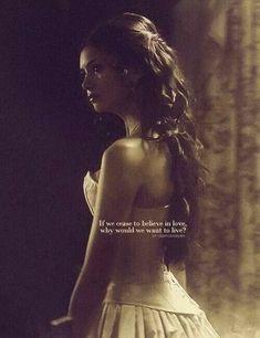 Vampire Diaries Stefan, Vampire Diaries Quotes, Vampire Diaries Wallpaper, Vampire Diaries The Originals, Katherine Pierce, Katherine Ryan, Nina Dobrev, Caroline Forbes, Manga Girl
