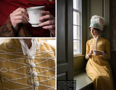 American Duchess: On Location at Bacon's Castle - Journey to the 17th, 18th, and 19th Centuries