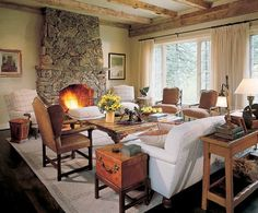 Inspirational Living Rooms Spaces
