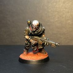 Genestealer Hybrids are getting a lot of love lately.