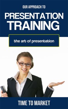 Our Approach to Presentation Training