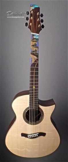 McConnell SJ Acoustic Guitar