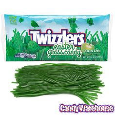 Just+found+Easter+Twizzlers+Green+Apple+Licorice+Twists:+10.5-Ounce+Bag+@CandyWarehouse,+Thanks+for+the+#CandyAssist!