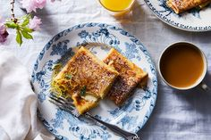 Lemony Cheese Blintzes recipe on Food52