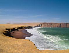 Peru Strand auf Peru Reiseführer