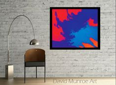 Aquavelvet     A gallery of Home style examples where my art is shown in a more comfortable setting, giving you an idea what it might look like with a background ect Please feel free to contact me with any questions  Website - http://www.davidmunroeart.com/ My Blog - http://www.davidmunroeart.com/blog.html Facebook - https://www.facebook.com/ArtistDavidMunroe?ref=hl