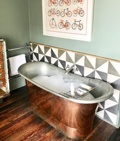 Adventure awaits in Brighton.if you count venturing into the bath that is 👌. by Residence Hotels School Bathroom, Holiday Festival, Adventure Awaits, Brighton, How To Plan, Hotels, City, Artist, Friday Fun