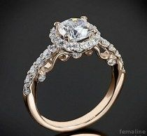 Vintage wedding jewelry 2017 trends and ideas (22)
