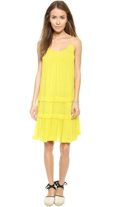 Love this Rebecca Minkoff Yellow Number