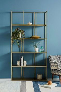 Recamier: know what it is and how to use it in decoration with 60 ideas - Home Fashion Trend Cute Dorm Rooms, Cool Rooms, Art Deco, Home Decor Bedroom, Living Room Decor, Living Rooms, Living Spaces, Diy Home Decor For Apartments, Ikea