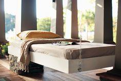 Hangend bed