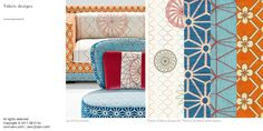 Patterns & Textiles » Upholstery, Moroso - Studio Edward van Vliet