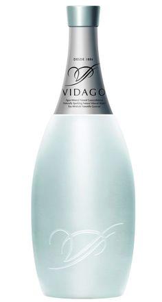 """Vidago - """"Best New Glass Bottle"""" @ Water Innovation Awards 2011"""