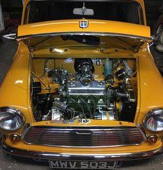 Built not Bought Owner: Love it Share it Like it Thanks. Mini Cooper Custom, Mini Cooper Classic, Classic Mini, Mini Cooper Clubman, Mini Coopers, Mini Morris, Mini Lifestyle, Car Colors, Small Cars