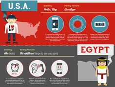 Infographic: A Guide To Cellphone Etiquettes In 11 Countries
