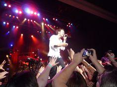 Kris Allen Concert Atlantic City 8-7-10 (via @dy)