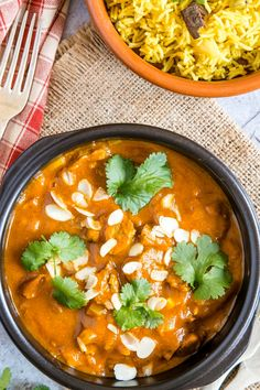 Easy Leftover Lamb Curry This leftover lamb curry recipe is simple, delicious, and a great way to enjoy leftovers from a Sunday roast. It's an unfussy British retro-style curry – the perfect week-night supper, and on the table in less than 30 minutes. Leftover Lamb Curry, Leftover Lamb Recipes, Leftover Roast Lamb, Leftovers Recipes, Quick Dinner Recipes, Lamb Roast Recipe, Roast Recipes, Curry Recipes, Slow Cooker Recipes