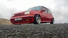 Renault 5 GT Turbo Red Renault 5 Gt Turbo, Sport, Jdm, Cars, Awesome, Autos, Deporte, Excercise, Japanese Domestic Market