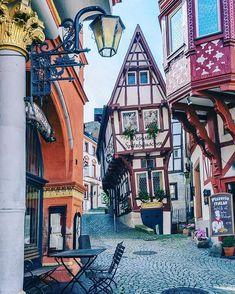 "3,408 Likes, 36 Comments - City Best ViewsГородские виды (@citybestviews) on Instagram: "" Bernkastel-Kues, Germany   Бернкастель-Кус , Германия  : @cornflowertint Follow…"""