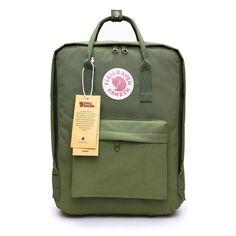 Fjallraven Kanken Backpacks School Bag ,2 sizes,27-29usd