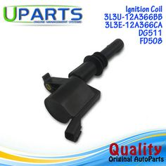UPARTS Brand New,OEM Quality Ignition Coil For Ford/Lincoln/Mercury 3L3U-12A366-BB/3L3E-12A366-CA/DG511/FD508/112029340 Ford Lincoln Mercury, Ignition Coil, Oem, Poland