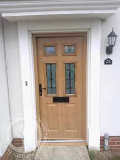 Pin by Truedor on Traditional Composite Doors | Pinterest ...
