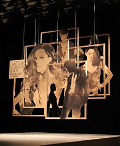 Ihmiset. picture frame stage design - Google Search
