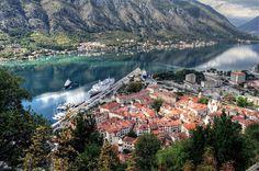 Montenegro ( Crna Gora, Црна Гора ). A voyage to Montenegro, Europe.