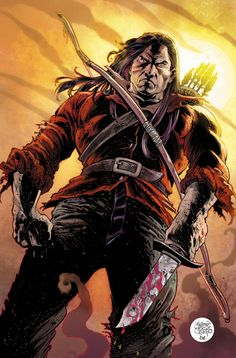 The Lone Ranger by scariello.deviantart.com  Sergio Cariello SDCC 2012 Artists' Alley:DD-19