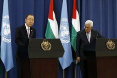 UN chief says 'ending occupation' needed to halt violence