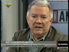Chaderton: OEA es una guarida de cipayos que hacen ruido para ocultar cosas horrorosas de otros países   Notivargas