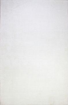 "Bashian Radiance C181-Wz WHITE Area Rug / Rug Studio #127784 / viscose rug has ""brilliant sheen"" / $259 for runner to $1,199 for 8'6"" x 11'6""Bashian - Bashian Radiance C181-Wz White Area Rug #127784"