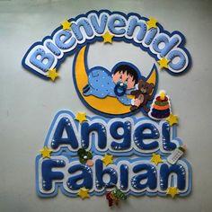 #foami #gomaeva #nombres #letreros #deco #decoracion #habitacion #niños #boys #babyboy