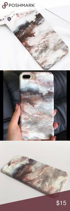 Beautiful Marble iPhone 6/6s Plus Hardshell Case ➡️Discount Only With Bundle Of 2 Or More Items⬅️  Show off your iPhone  while protecting it from bumps and scratches.   *Premium Hardshell Case * Gorgeous Marble Fitted Design   * New In Package  * Same Or Next Business Day   Shipping  ⭐️Post Office Drop Off Times Are 1:00pm & 5:00pm Eastern Standard Time. If ordered at least 2 hours prior to drop off times I will do my best to ship same day. I will message you with shipment time estimate…