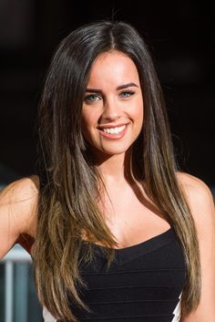 Georgia May Foote filmed her final 'Coronation Street' scenes last month, and the actress has now opened up about whether she'd strip off on-screen. As Katy Armstrong, Georgia has starred in a number. Georgia May Foote Instagram, Beautiful Smile, Beautiful Women, Gorgeous Body, Georgia Mae, Perfect People, Brunette Beauty, Cute Beauty, Beautiful Actresses
