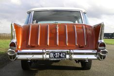 1957 Chevrolet Nomad tailgate 1957 Chevrolet, Vehicles, Car, Automobile, Autos, Cars, Vehicle, Tools