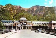CANFRANC (Huesca) -Estación Internacional. Entrada- SIN CIRCULAR / P-1636 - Foto 1