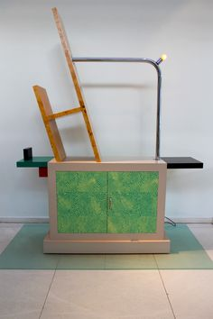 Beverly Cabinet by Ettore Sottsass /// More on Interiorator.com - transmitting tomorrow's trends today
